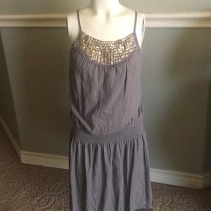 Old navy small grey one piece